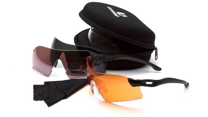Venture Gear (Pyramex) Kit de Lunettes Drop Zone - Protections Oculaires - Protections  Oculaires et Faciales - Gear - Catalogue e3a315f0741a
