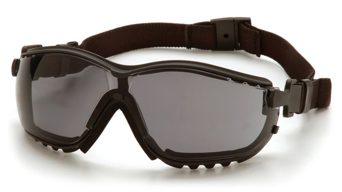 Pyramex Lunettes V2G (Teinté) - Protections Oculaires - Protections ... d9bce7f54f4d