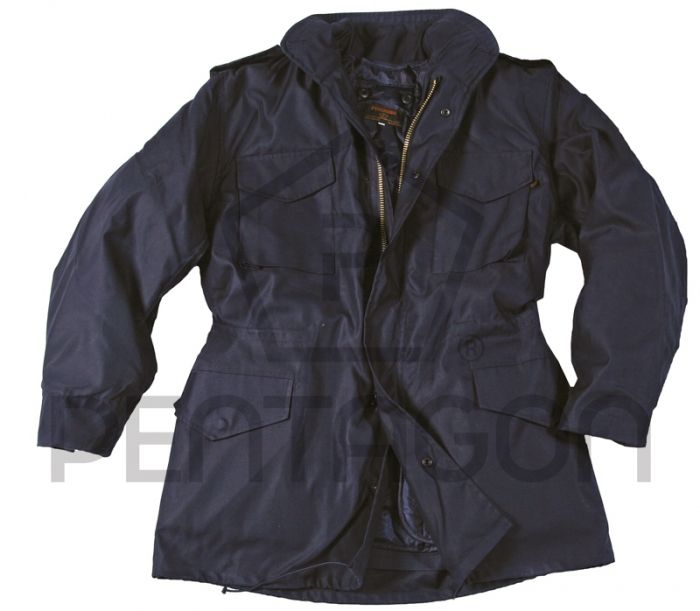 Navy Blue3xlManteaux Veste Airsoft Pentagon Softshells M65 uKlJ3TF1c
