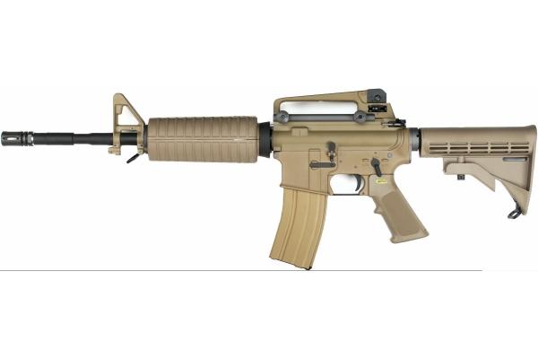 ICS M4A1 Tan Version  AirsoftVerzeichnis