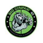 Logo du partenaire airsoft Bad Company 40