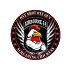 Logo du partenaire airsoft AIRBORNE 64