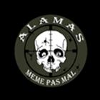 Logo du partenaire airsoft ALAMAS
