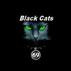 Logo du partenaire airsoft Black Cats 69