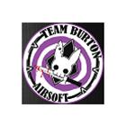 Logo du partenaire airsoft TEAM BURTON