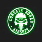 Logo du partenaire airsoft Corsair Squad Airsoft 133