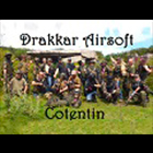 Logo du partenaire airsoft Drakkar Airsoft Cotentin