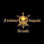 Logo du partenaire airsoft Fantome Impakt Airsoft