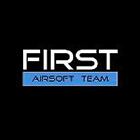 Logo du partenaire airsoft FIRST Airsoft Team