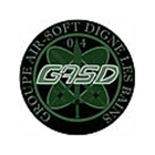 Logo du partenaire airsoft GASD