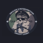 Logo du partenaire airsoft GIA 45