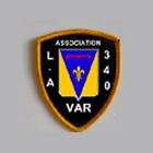 Logo du partenaire airsoft LA 340 Milsim-Team