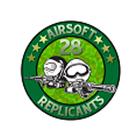 Logo du partenaire airsoft Replicants Airsoft