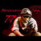 Logo du partenaire airsoft Mercenary Corp
