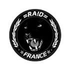 Logo du partenaire airsoft =RA!D= France