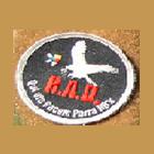 Logo du partenaire airsoft R.A.D