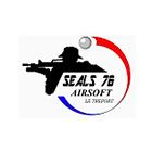 Logo du partenaire airsoft Association SEALS 76 Airsoft